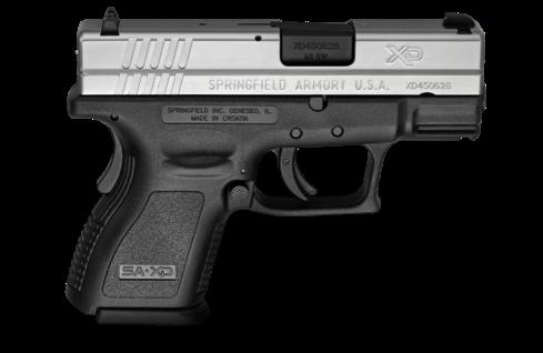 XD Pistol for Home Defense