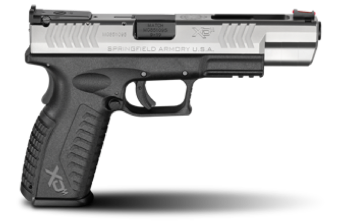 XDM Handgun for Home Defense