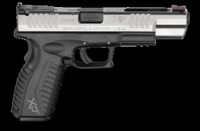XDM handgun by Springfield Armory