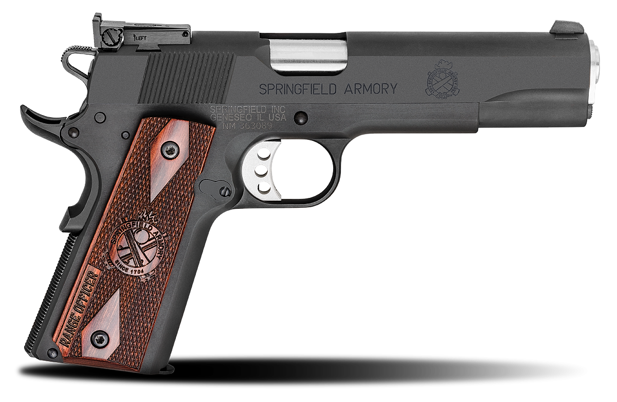 1911 Firearm for Home Protection