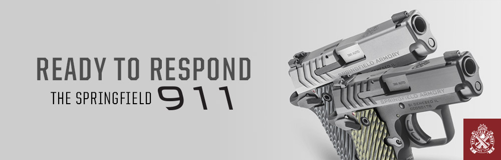 Ready To Respond – The Springfield 911