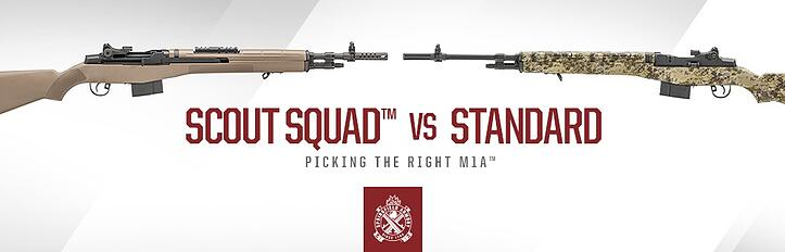 Scout Squad Vs Standard Picking The Right M1a