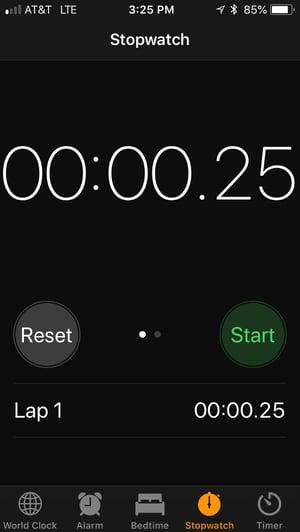 iphone stopwatch IMG_2031
