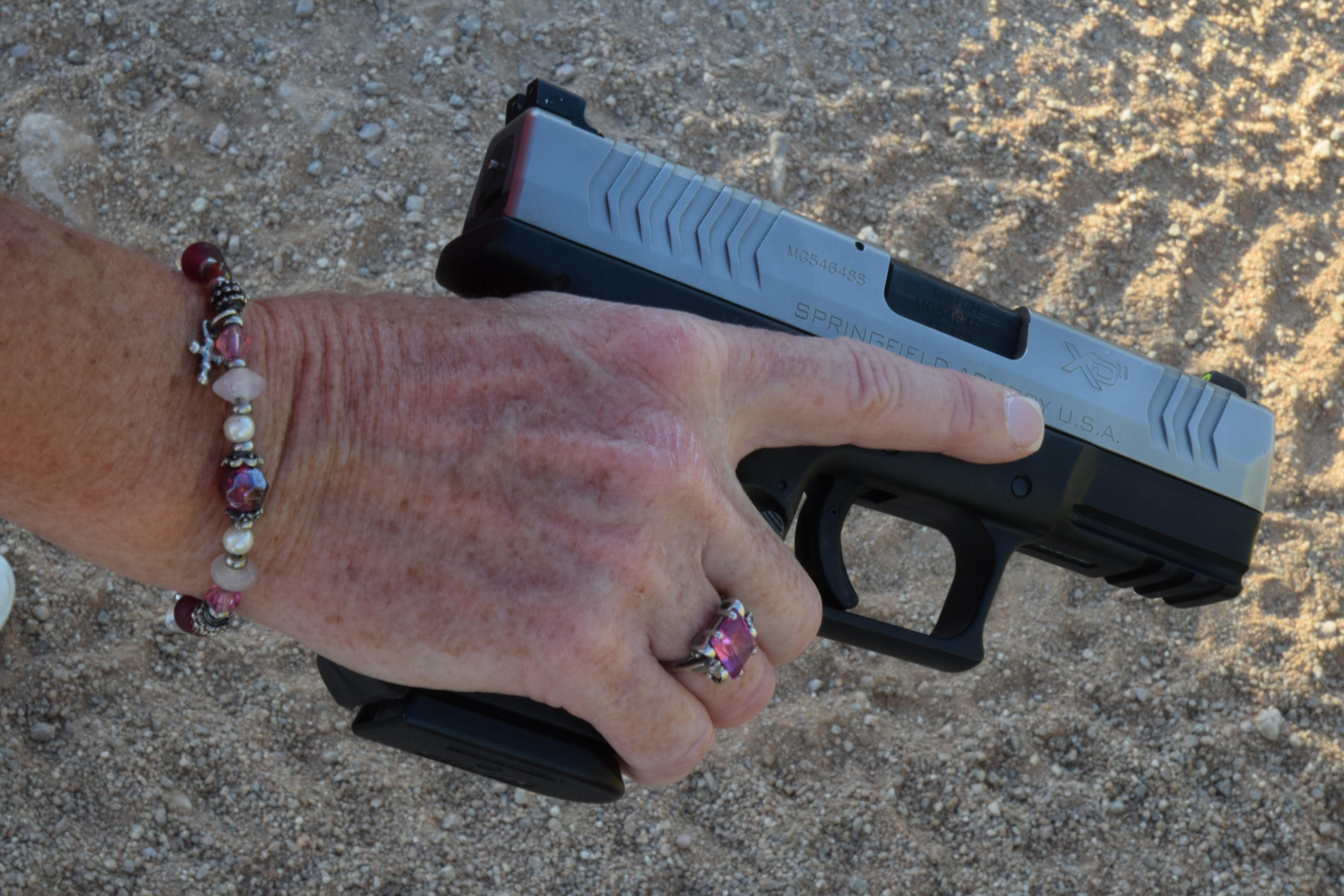 Mastering Grip: 5 Ways you're holding your Gun wrong