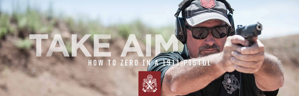 Springfield Armory shooting tips
