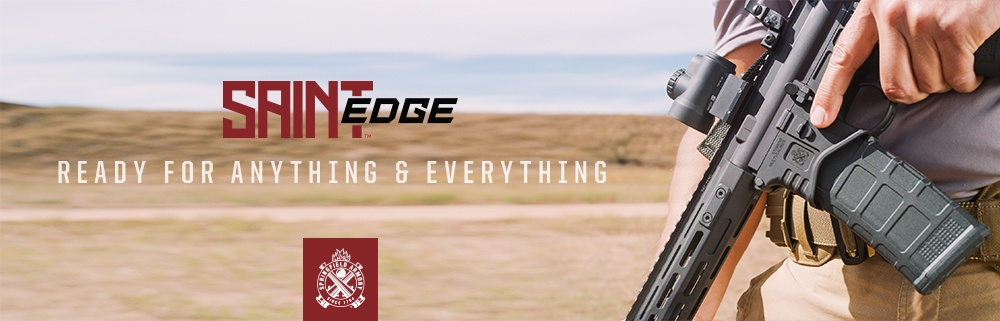 The SAINT Edge – Ready For Anything & Everything